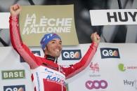 Follow Joaquim Rodriguez a câştigat în sfârşit o clasică. După mai multe locuri 2 în curse precum Amstel Gold Race, Liege-Bastogne-Liege şi Săgeata Valonă, Rodriguez a reuşit miercuri să rupă […]