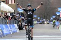 Follow Britanicul Chris Froome (Sky) a câştigat etapa a patra a cursei Tirreno – Adriatico, desfăşurată sâmbătă pe distanţa de173 de km între Narni şi Prati di Tivo, care a […]