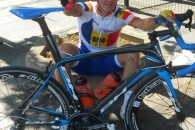 Follow Rutierul moldovean Nicolae Tanovitchii (Tuşnad Cycling Team) a câştigat prima etapă a Turului Dobrogei, desfăşurată joi după amiază, pe distanţa de 85 de kilometri, pe traseul Lazu – Mangalia […]