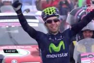 Follow Italianul Giovanni Visconti (Movistar) a câştigat duminică etapa a 15-a a Turului Italiei, care s-a desfăşurat pe o distanţă de 145 de kilometri, întreCesana Torinese şi Col du Galibier. […]
