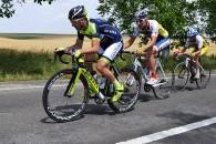 Follow Eduard Grosu a câştigat sâmbătă etapa a 3-a a Turului Dobrogei, desfăşurată pe distanţa de 109 kilometri, pe traseul Constanţa – Adamclisi – Constanţa. Ciclistul de la Vini Fantini […]
